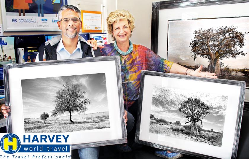 Harvey World Travel Gets Back To Nature with Marlene Neumann