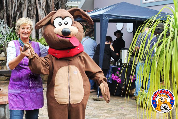 Success at the Buckaroo Garden Day!